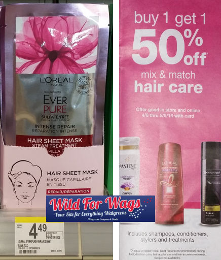 loreal ever pure mask deal