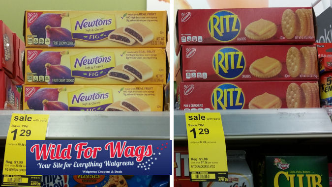 nabisco ritz and fig newtons deal