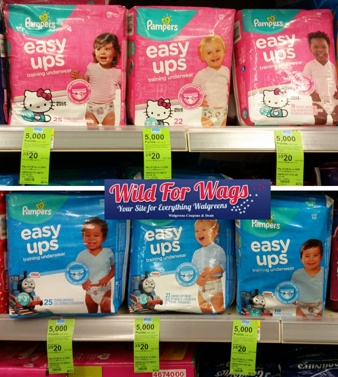 pampers easy ups deal