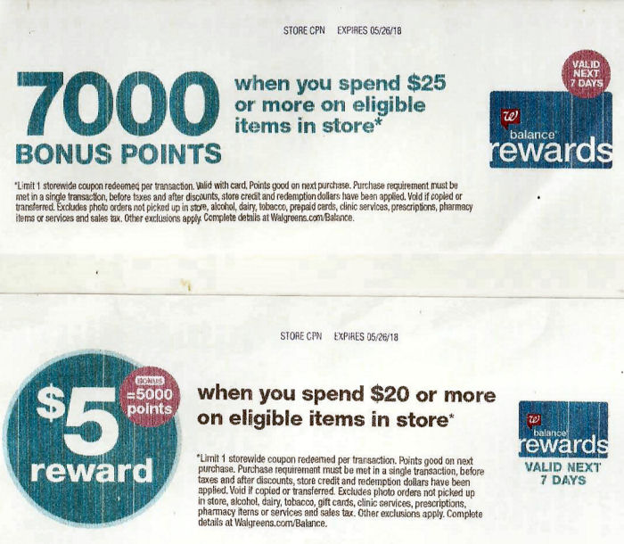 7000 catalina bonus points coupons