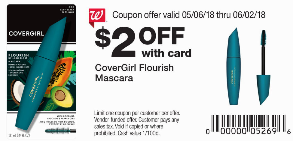 CoverGirl Cosmetics deal