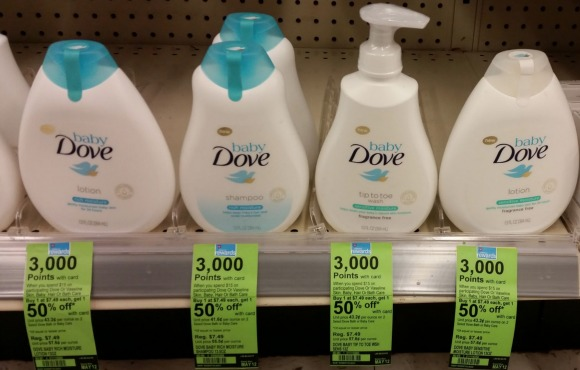 Dove Baby at Walgreens