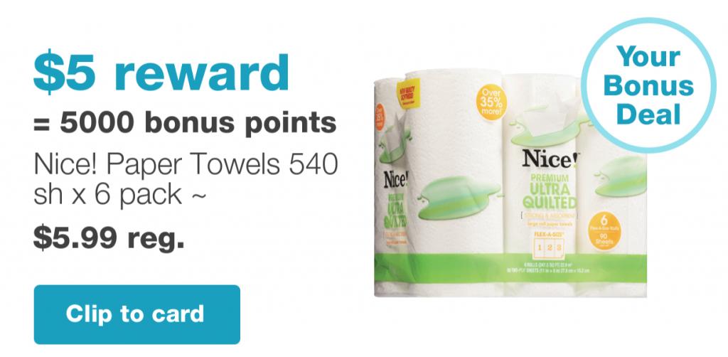 Nice! Paper Towels