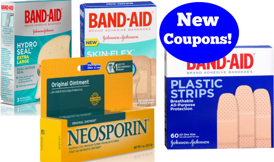 band aid coupons