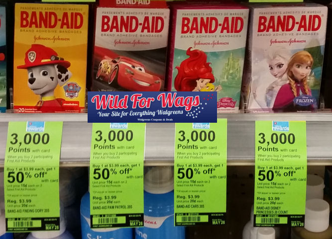 band aid deal