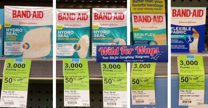 band aid deals