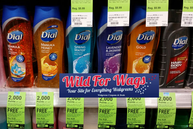 dial body wash deal