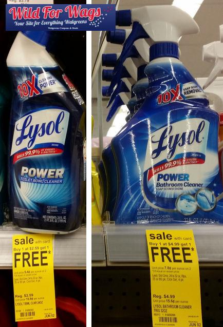lysol deals