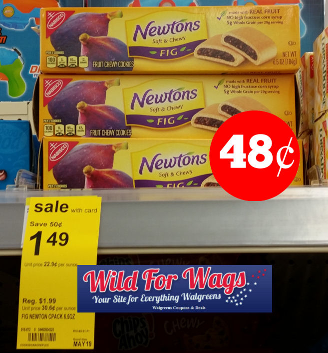 nabisco fig newtons ldeal