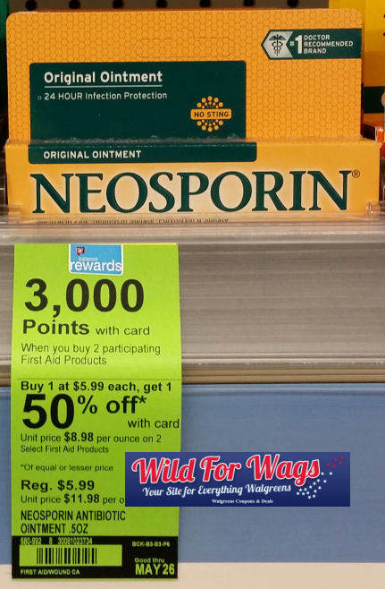 neosporin deals