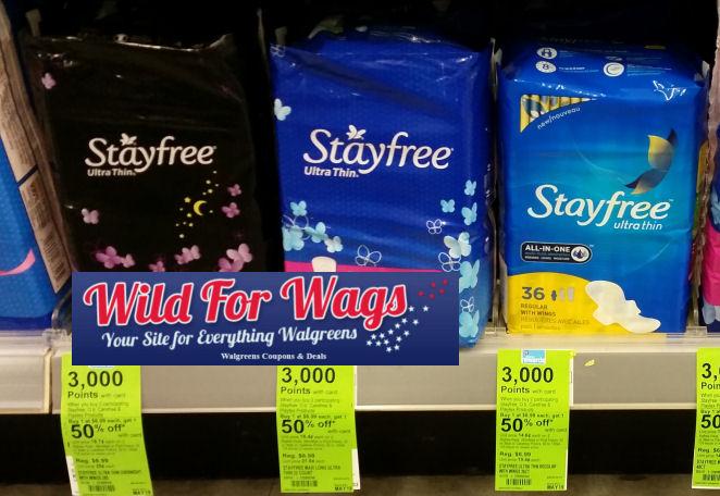stayfree deal