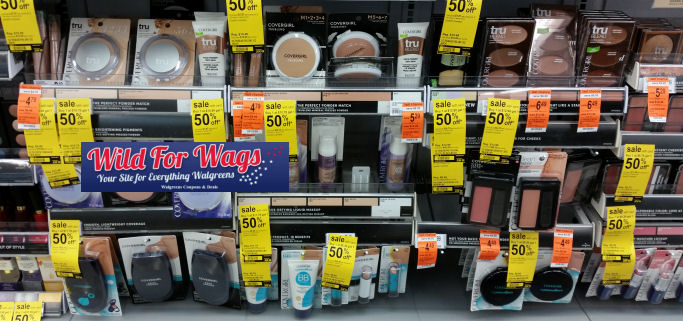 covergirl face clearance