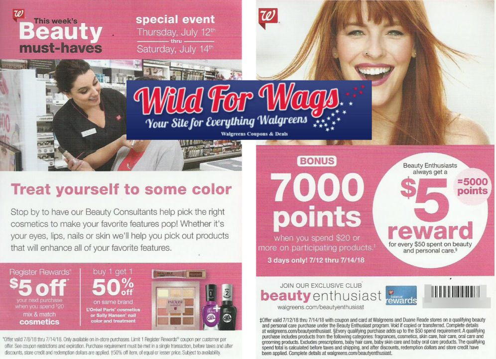 beauty points coupons