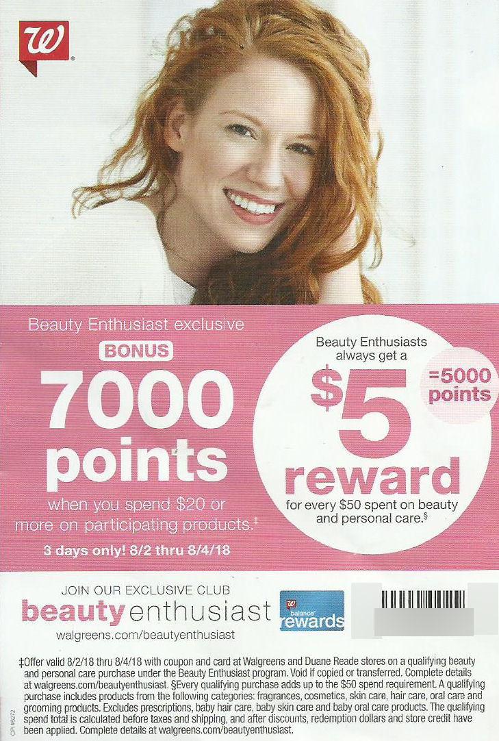 beauty points on 08-02