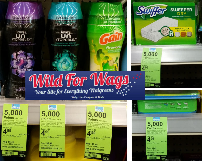 downy swiffer deals