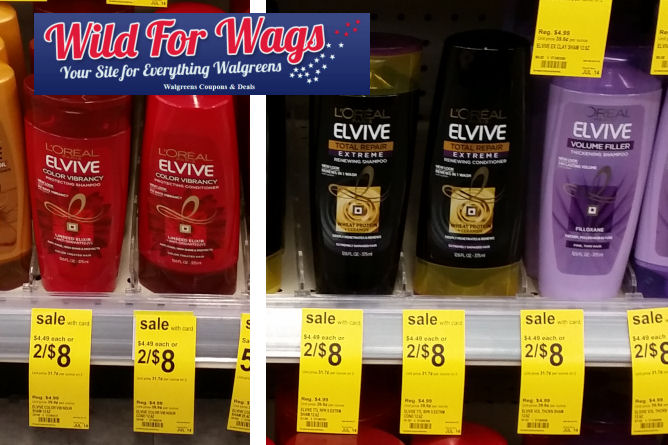loreal elvive deal