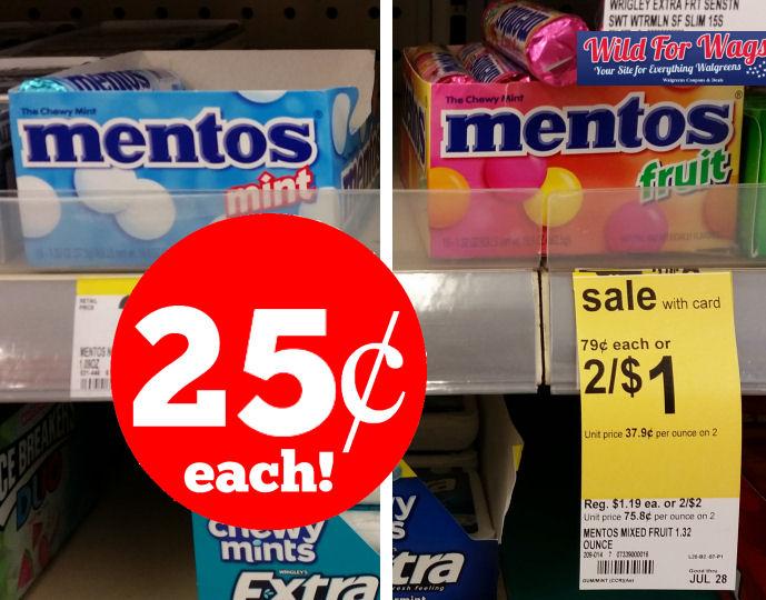 mentos deals
