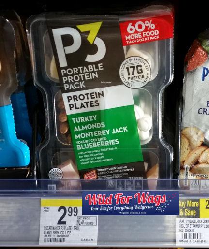 oscar mayer p3 protein plates
