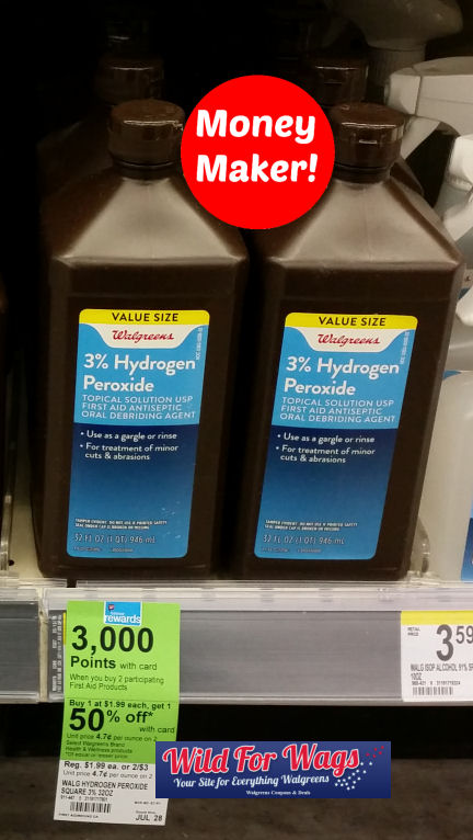 well at walgreens hydrogen peroxide deal
