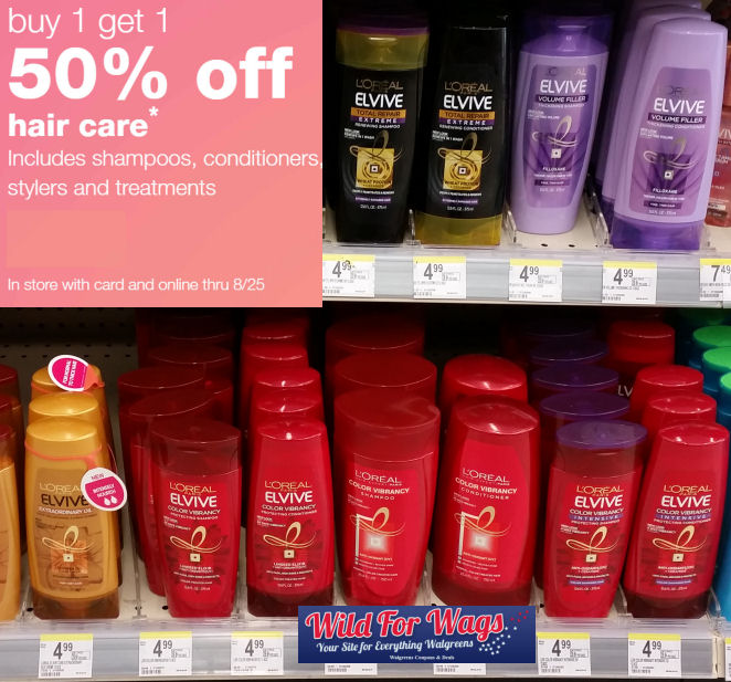 loreal shampoo rr deal