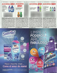 Colgate Palmolive coupon flyer
