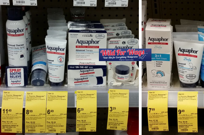 aquaphor deals