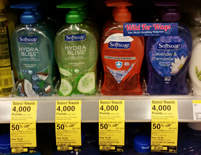 softsoap deal