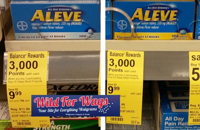 aleve deals