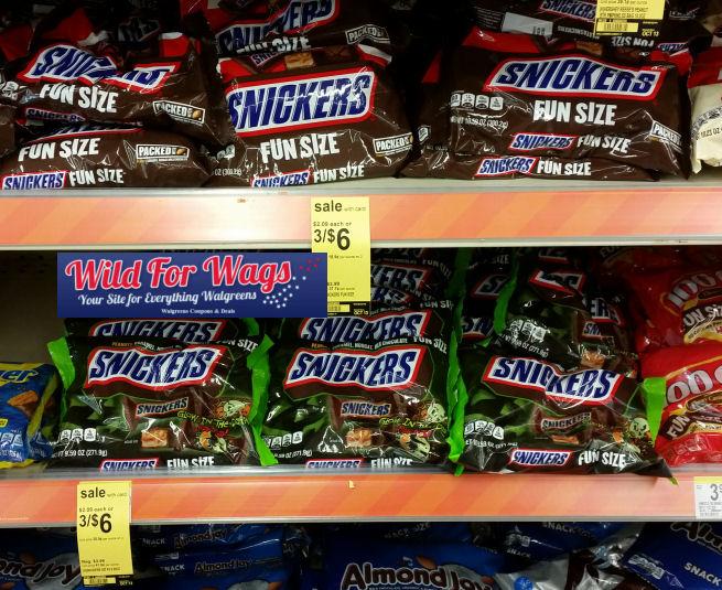 halloween snickers deal