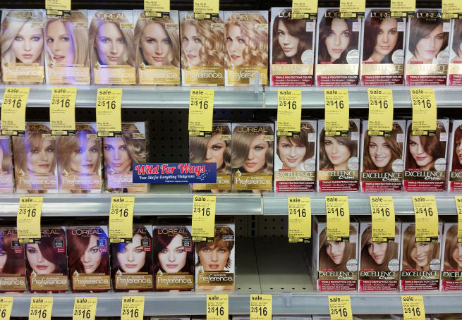 loreal excellence preference hair color