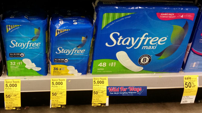 stayfree deal