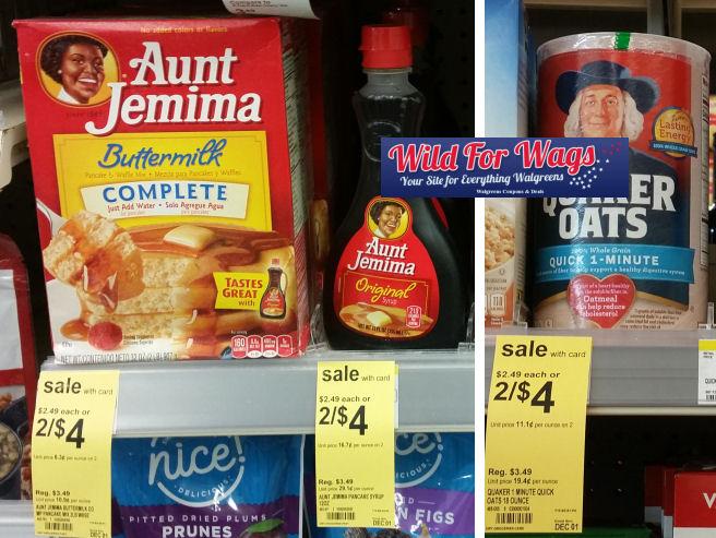 aunt jemima deals