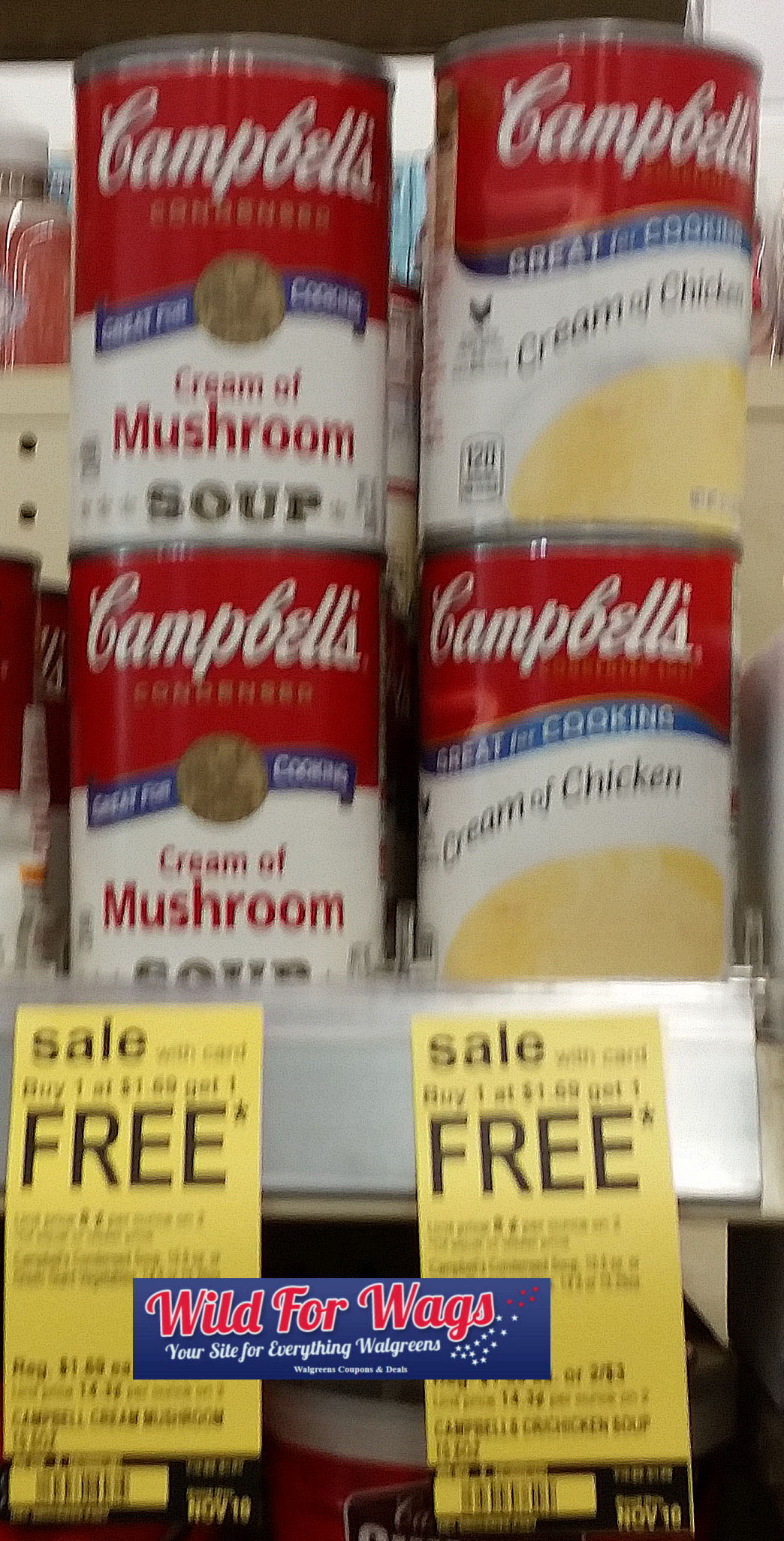 campbell's soup deal