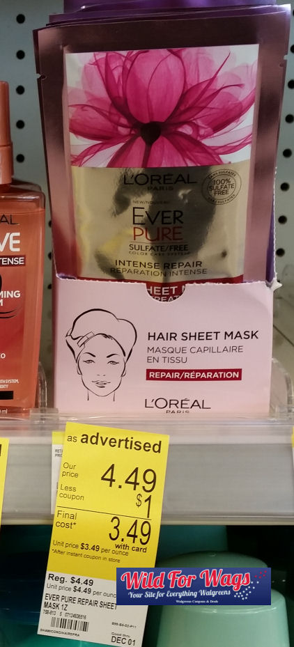 loreal ever masks deal