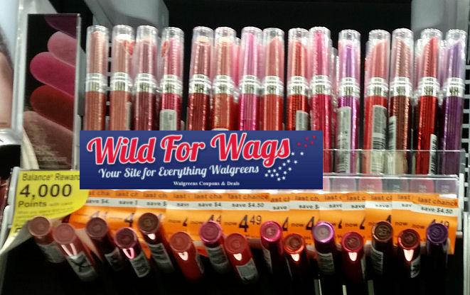 revlon cosmetics clearance