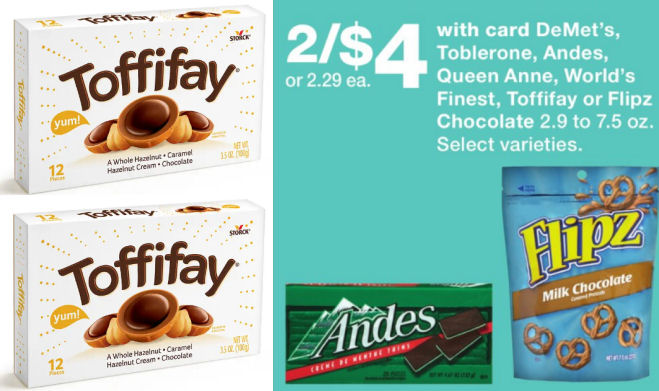 toffifay candy deal