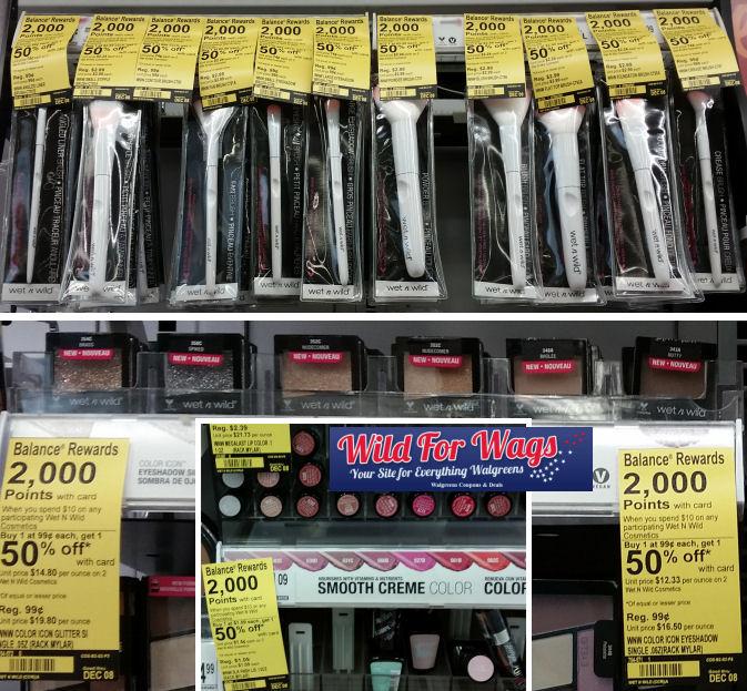 wet 'n wild cosmetics deal