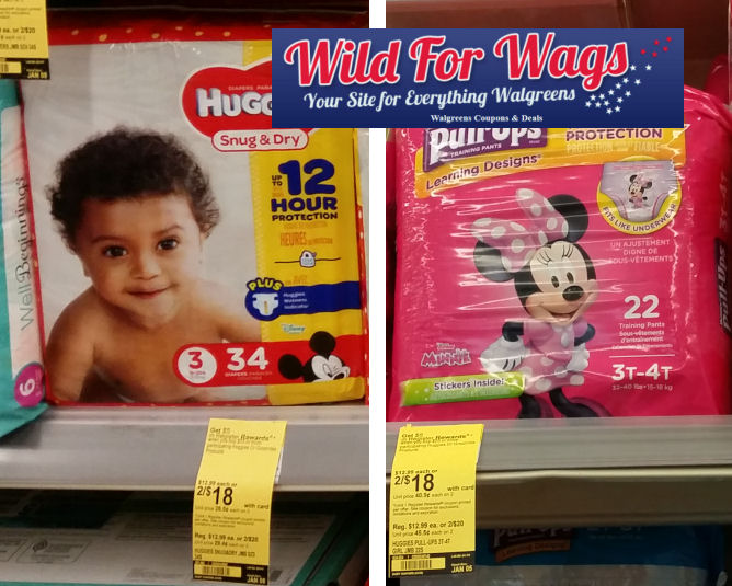 huggies and pull ups deal