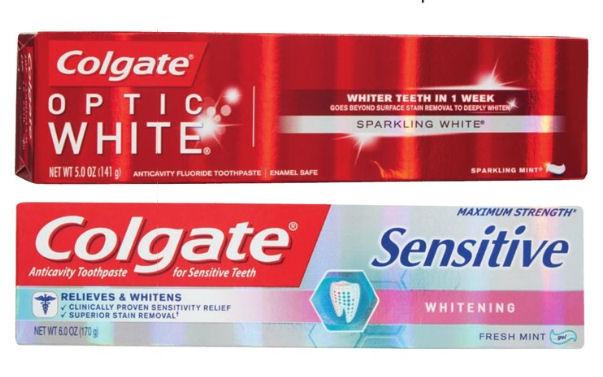 colgate toothpaste