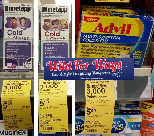 dimetapp and advil deals