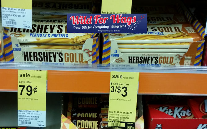 hershey's gold king size deal