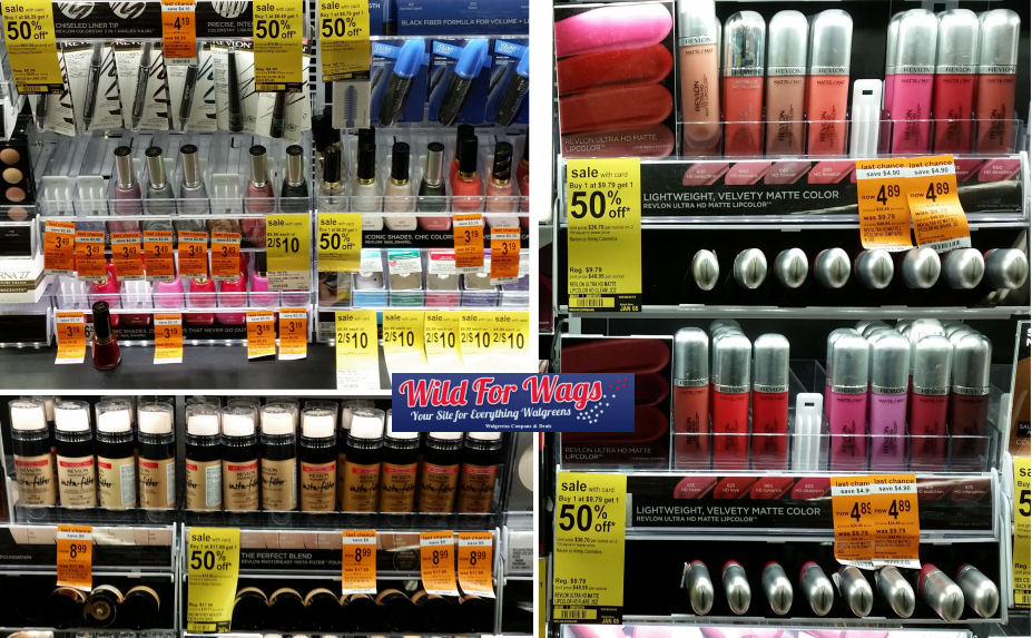 revlon clearance DEALS
