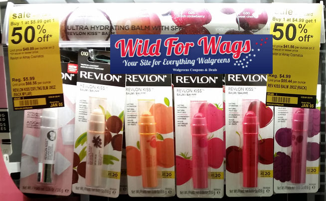 revlon lip balm deal