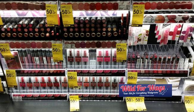 REvlon cosmetics deals
