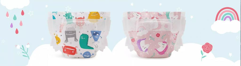 Honest Unicorn Diapers
