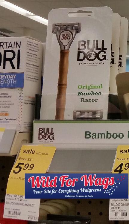 bull dog deal