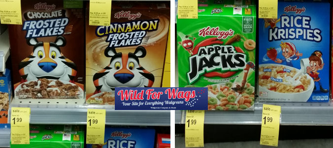 kellogg's frosted flakes deal