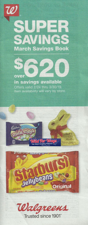 march coupon book