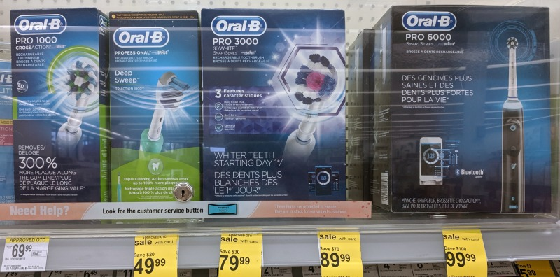 Save Up to 80% on Oral-B Power Toothbrushes