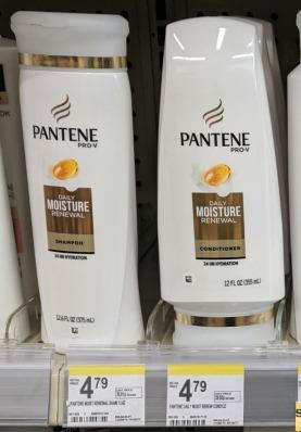Grab Pantene for As Low As 54¢!